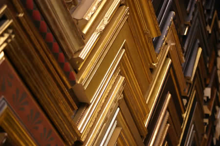 online custom framing frame